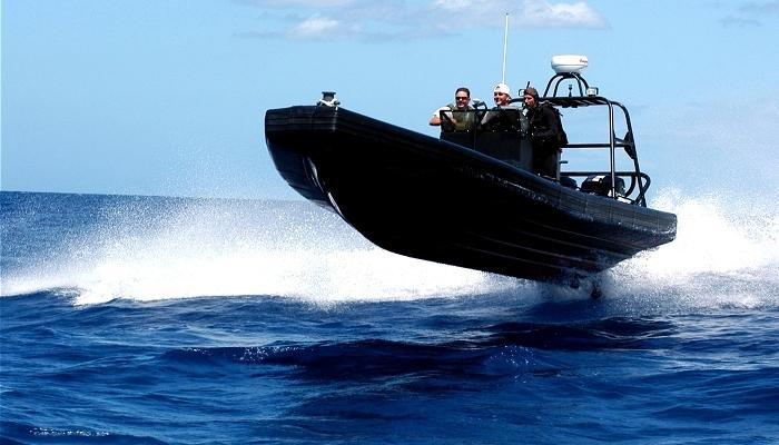 båd uden sejl